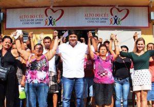 Fundação do Núcleo de Apoio Comunitário