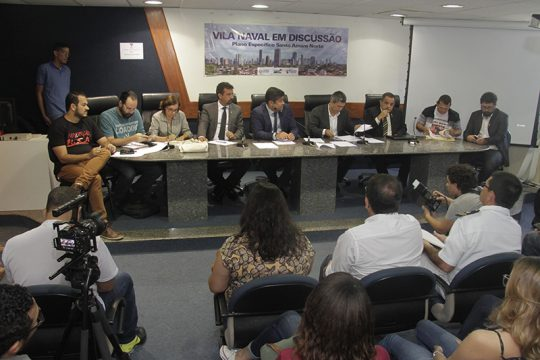 Foto: Anderson Barros/CMR