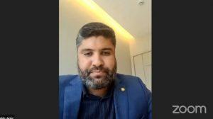 Rinaldo Junior relata violações trabalhistas em empresa que presta serviço ao Estado